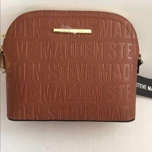 NWT Steve Madden logo crossbody bag